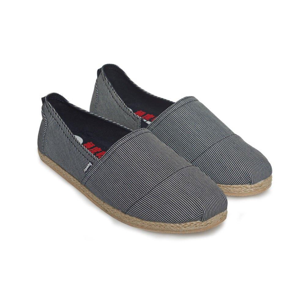 Espadrilles Mens Fine Navy Footwear All Superdry Jetstream Stripe UPHvq