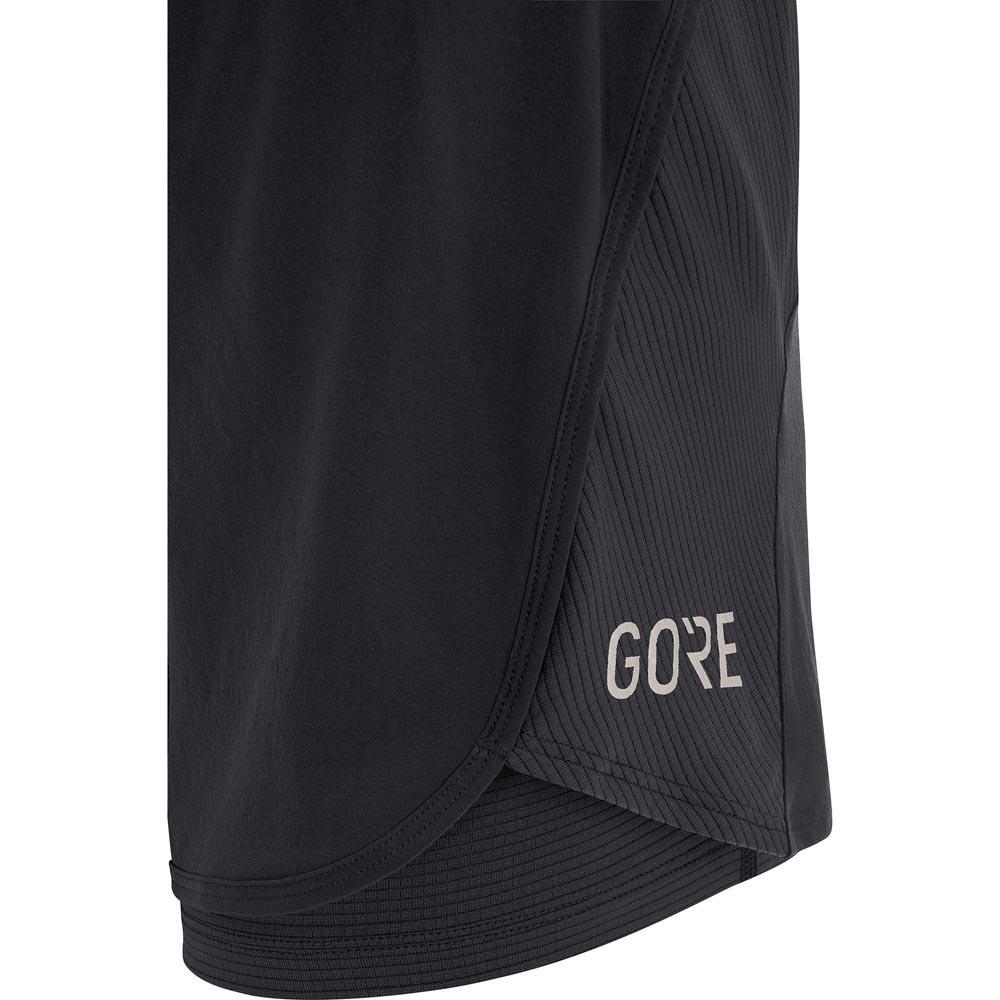 Gore® Wear R7 2in1 Shorts Negro , Mallas GORE® Wear Wear Wear , running , Ropa Mujer 38055a