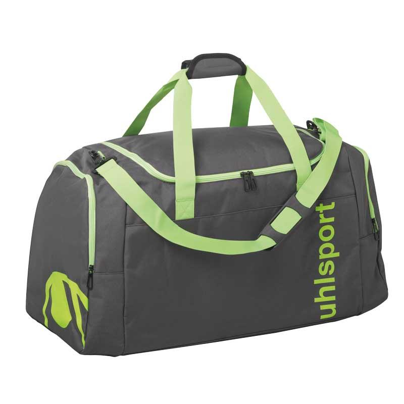 Uhlsport Sac Essential 2.0 Sports M 50 Liters Anthracite / Fluo Green