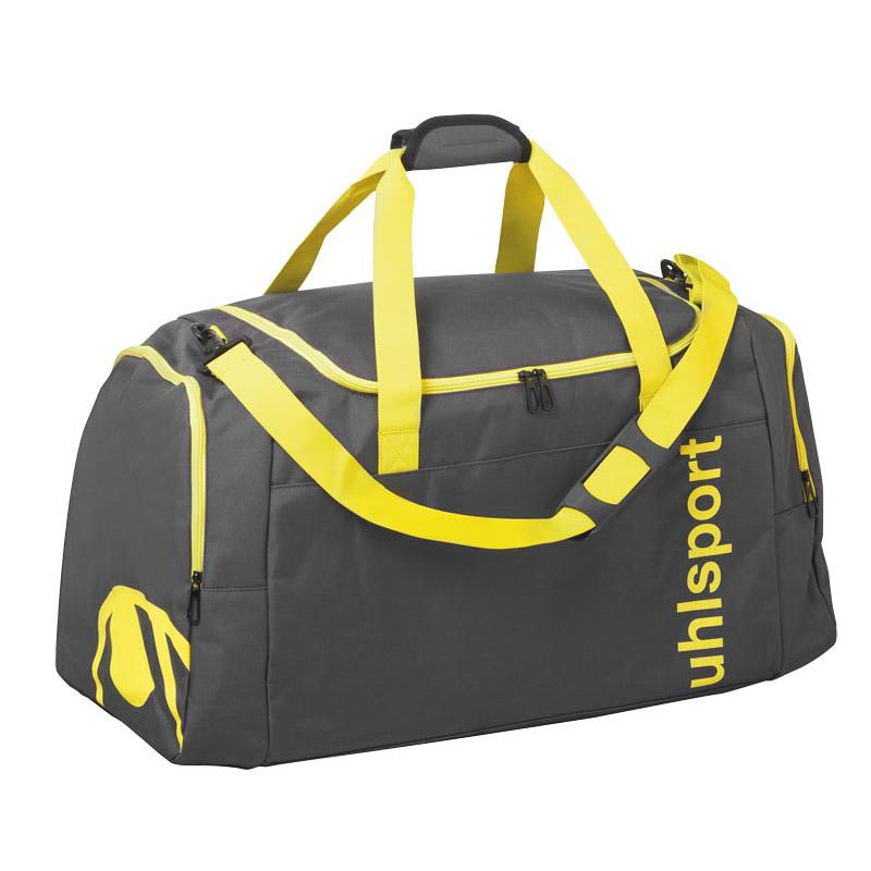 Uhlsport Sac Essential 2.0 Sports L 75l One Size Anthracite / Fluo Yellow