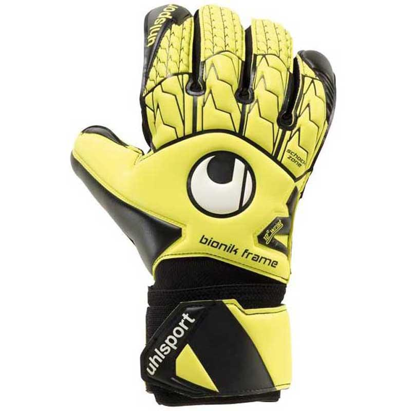 Uhlsport Supersoft Bionik 10 Fluo Yellow / Black / White