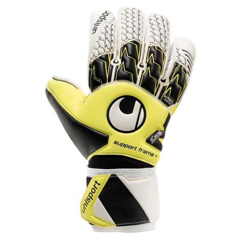 Uhlsport Hn Soft Sf+ 9 Fluo Yellow / White / Black