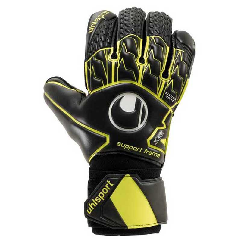 Uhlsport Supersoft Sf 8 Black / Fluo Yellow / White