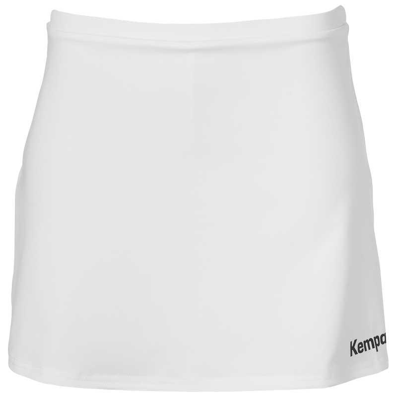 Kempa Short Logo XS White