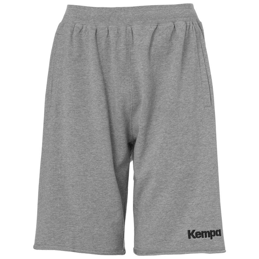 Kempa Short Core 2.0 Sweat S Dark Grey Melange