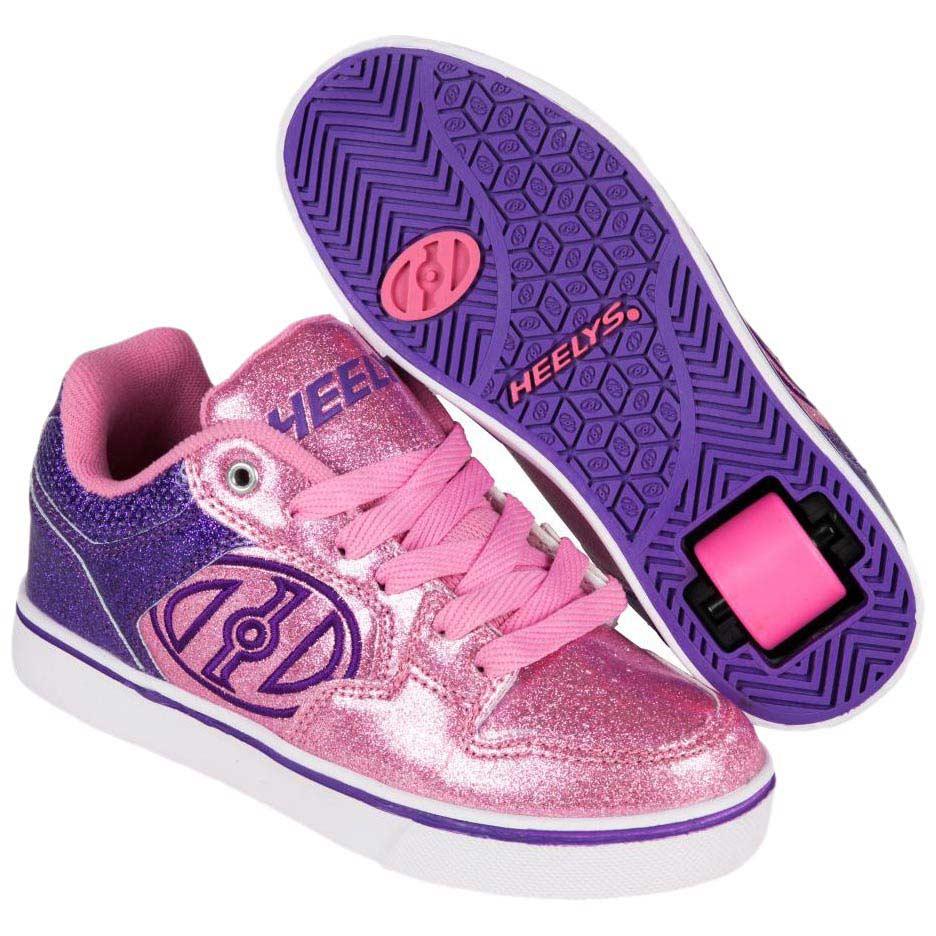 Heelys Motion Plus EU 39 Purple / Pink Glitter