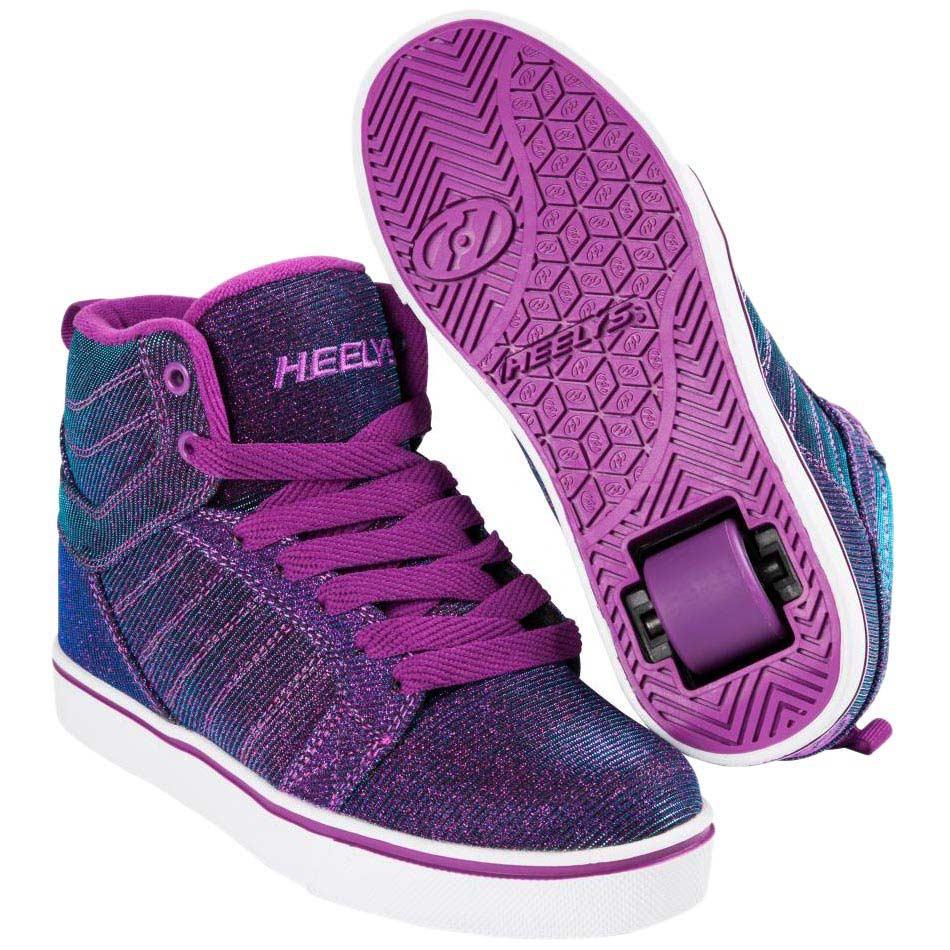 Heelys Uptown EU 40 1/2 Purple / Aqua Colourshift