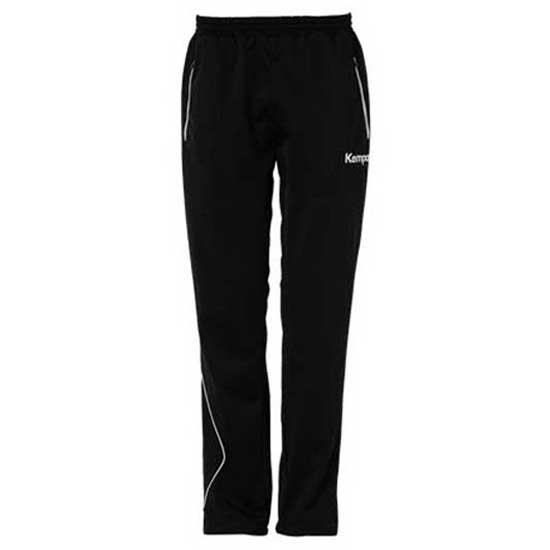 Kempa Pantalon Longue Curve Classic 116 cm Black / White