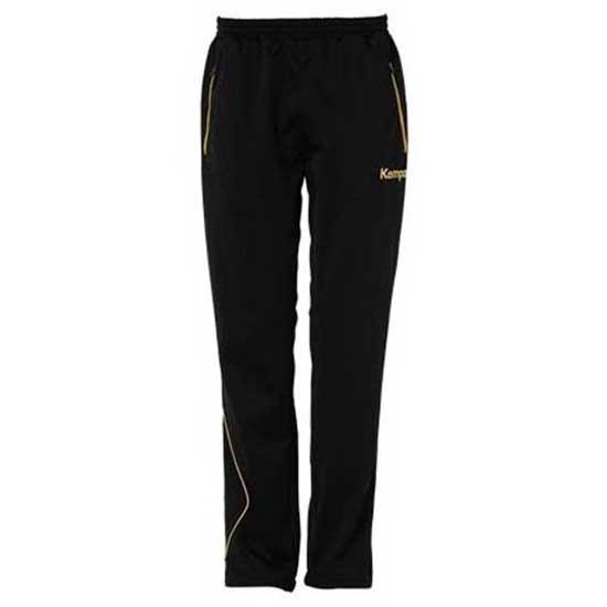 Kempa Pantalon Longue Curve Classic 116 cm Black / Gold