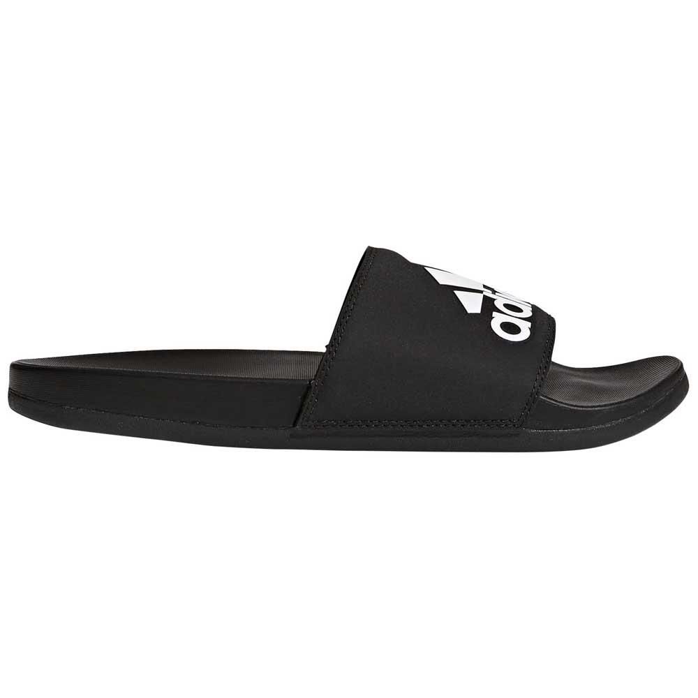 Adidas Adilette Cf+ Logo EU 39 1/3 Core Black / Core Black / Ftwr White