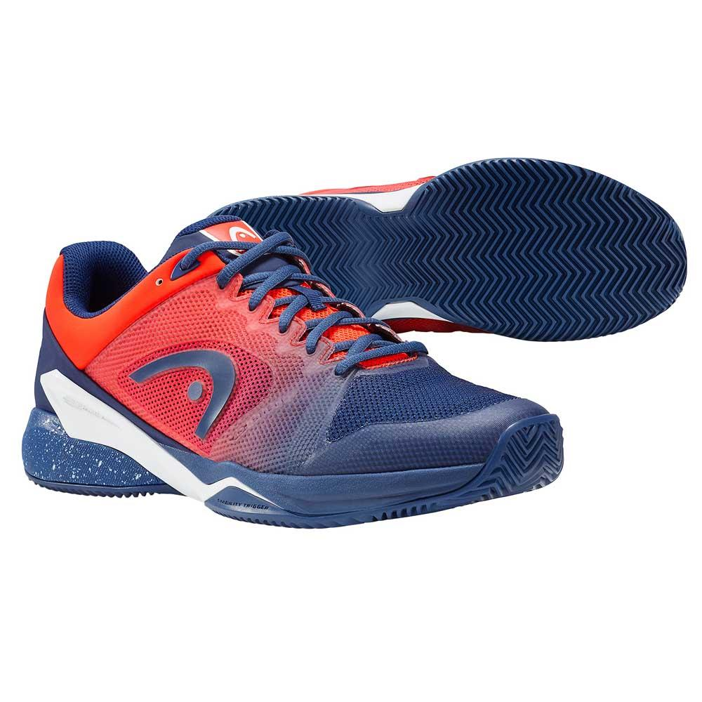 2df42d812 Head Revolt Pro 2.5 Clay Blue   Flame Orange