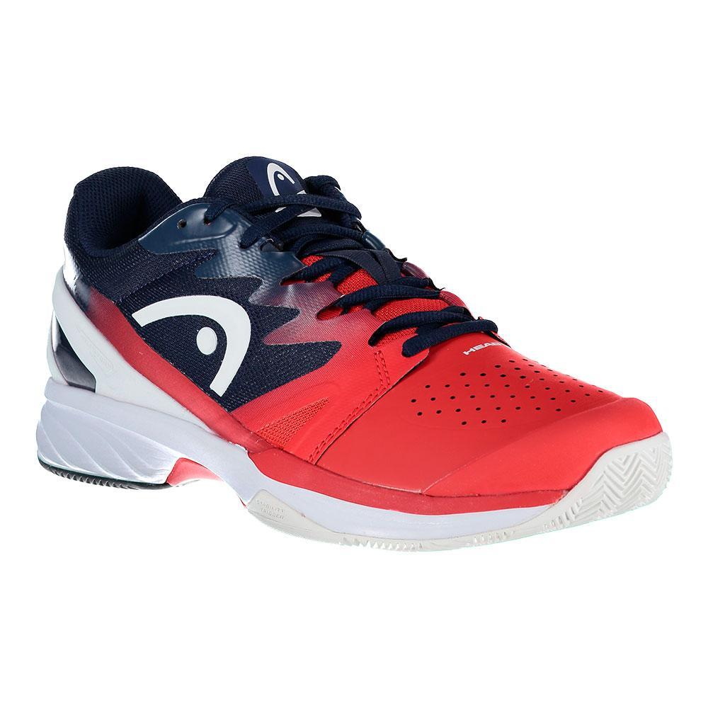 Red 2 0 Dettagli Tennis IrisScarpe Su Sportive Sprint Clay Head Black Pro eIWDY2E9H