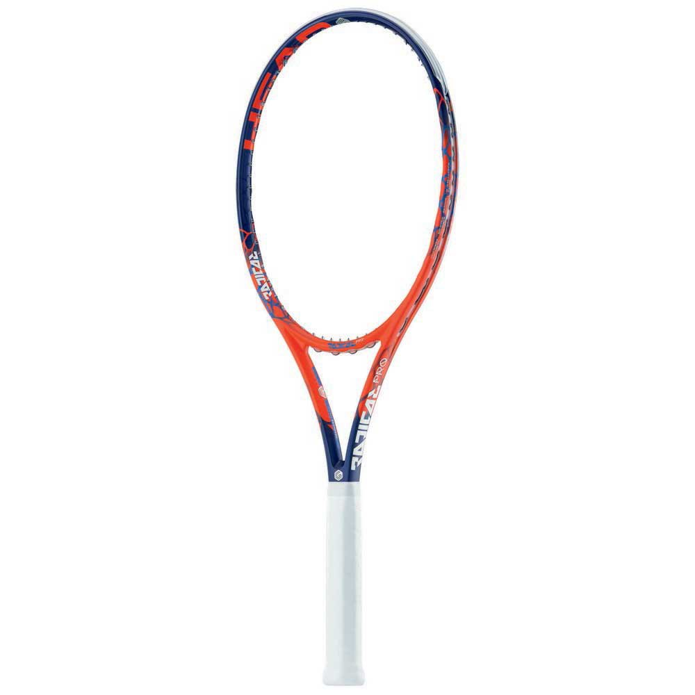 Head Racket Graphene Touch Radical Pro Unstrung 1 Orange / Blue