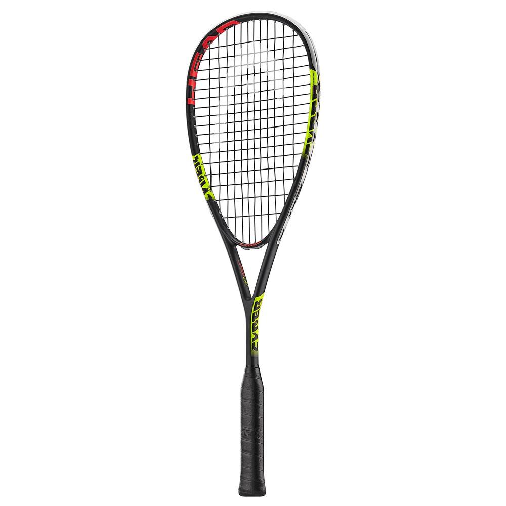 Head Racket Cyber Pro 0 Black / Lime / Red