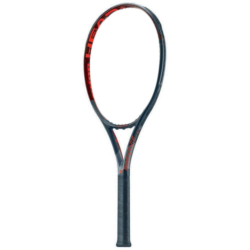 Head Racket Graphene Touch Prestige Pwr Unstrung Tennis Racket 2 Black / Orange