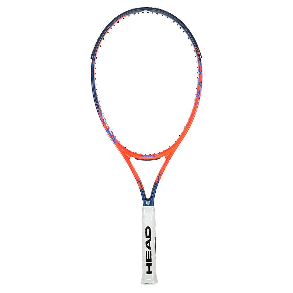 Head Racket Graphene Touch Radical Pwr Unstrung 2 Orange / Blue