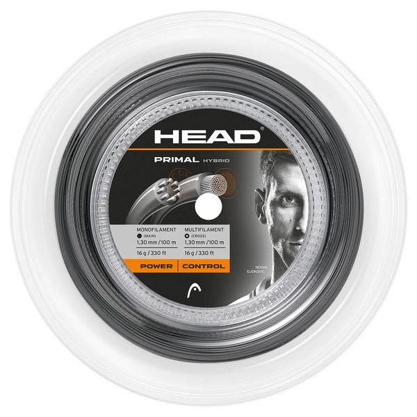 Head Racket Primal 200 M 1.30 mm Anthracite