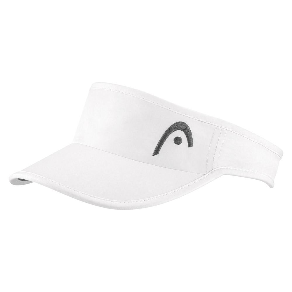 Head Racket Pro Player Visor One Size White / Grey
