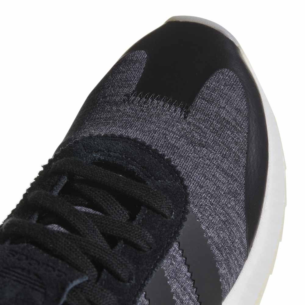 Adidas Originals Flashback Flashback Flashback Runner Core Black / Ftwr White / Grey Five , Baskets ee147b