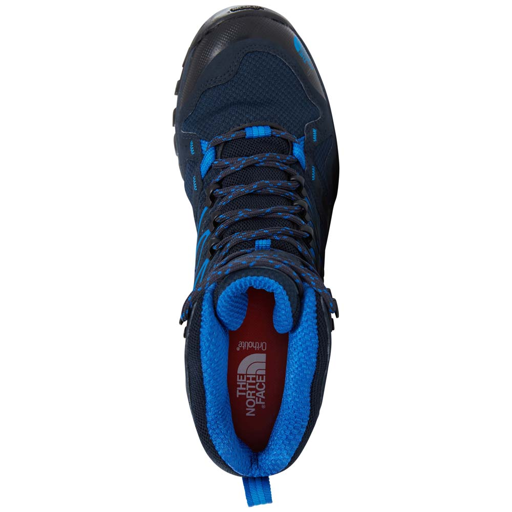 46243a2574c Details about The North Face Hedgehog Fastpack Mid Goretex Urban Navy /  Turkish Sea , Boots