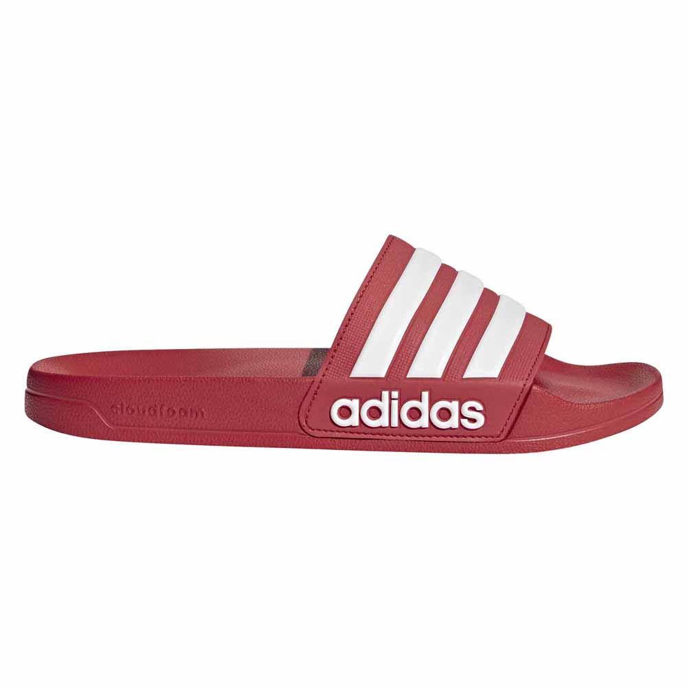 Adidas Core Cf Adilette EU 36 2/3 Scarlet / Ftwr White / Scarlet