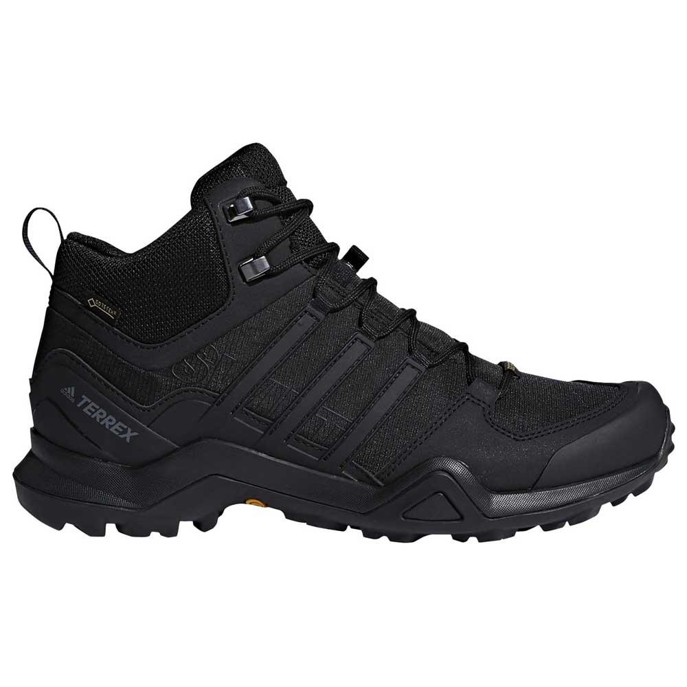 Adidas Bottes Randonnée Terrex Swift R2 Mid Goretex EU 43 1/3 Core Black / Core Black / Core Black