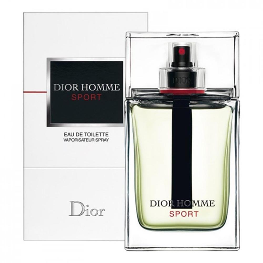 Dior Homme Sport Eau De Toilette 125ml Vapo One Size
