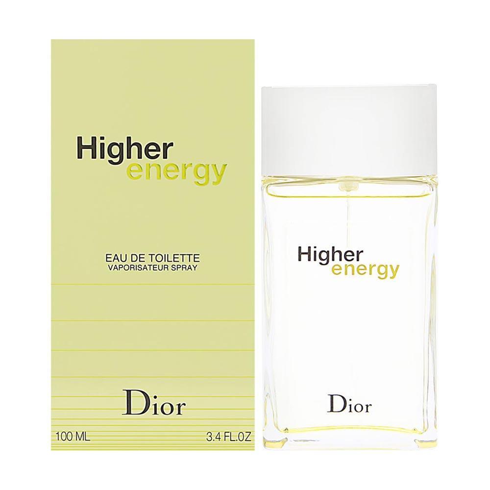 Dior Higher Energy Eau De Toilette 100ml Vapo One Size