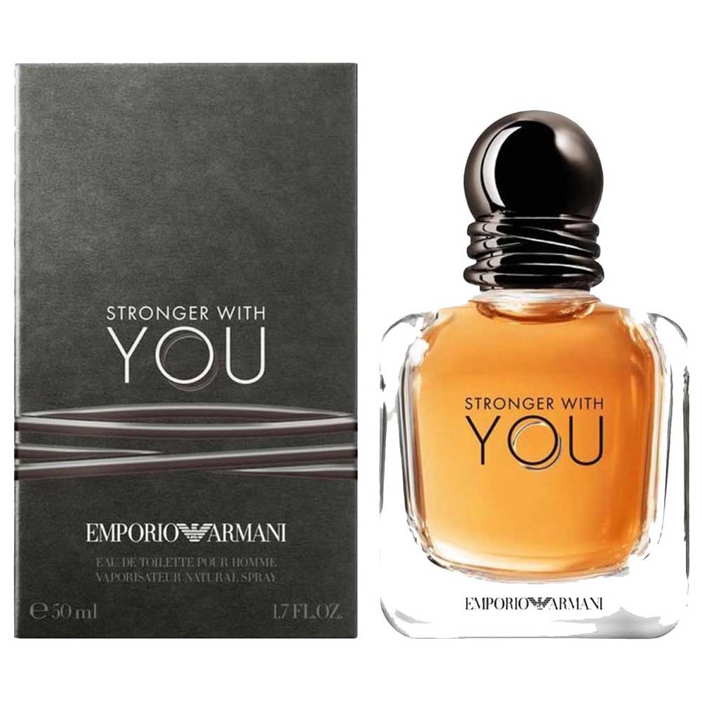 Giorgio Armani Stronger With You Edt 50ml One Size