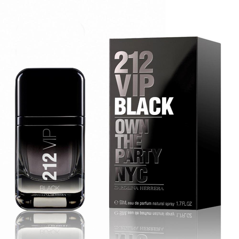 Carolina Herrera 212 Vip Black Eau De Parfum 50ml Vapo One Size