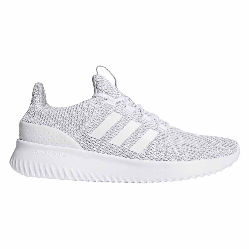 Zapatos de mujer baratos zapatos de mujer Adidas Cloudfoam Ultimate, Blanco Male EU 44 2/3
