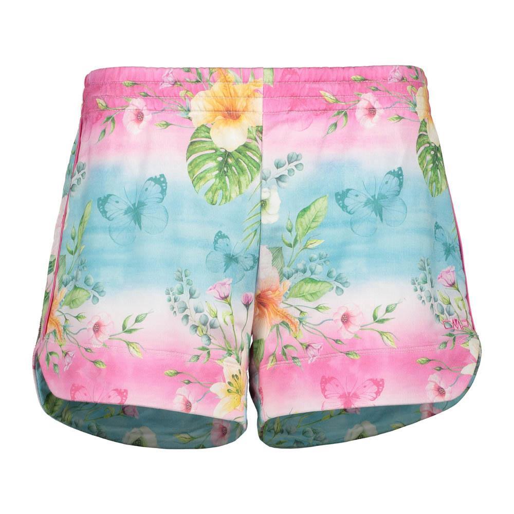 Cmp Shorts XXS Hot Pink / Ocean