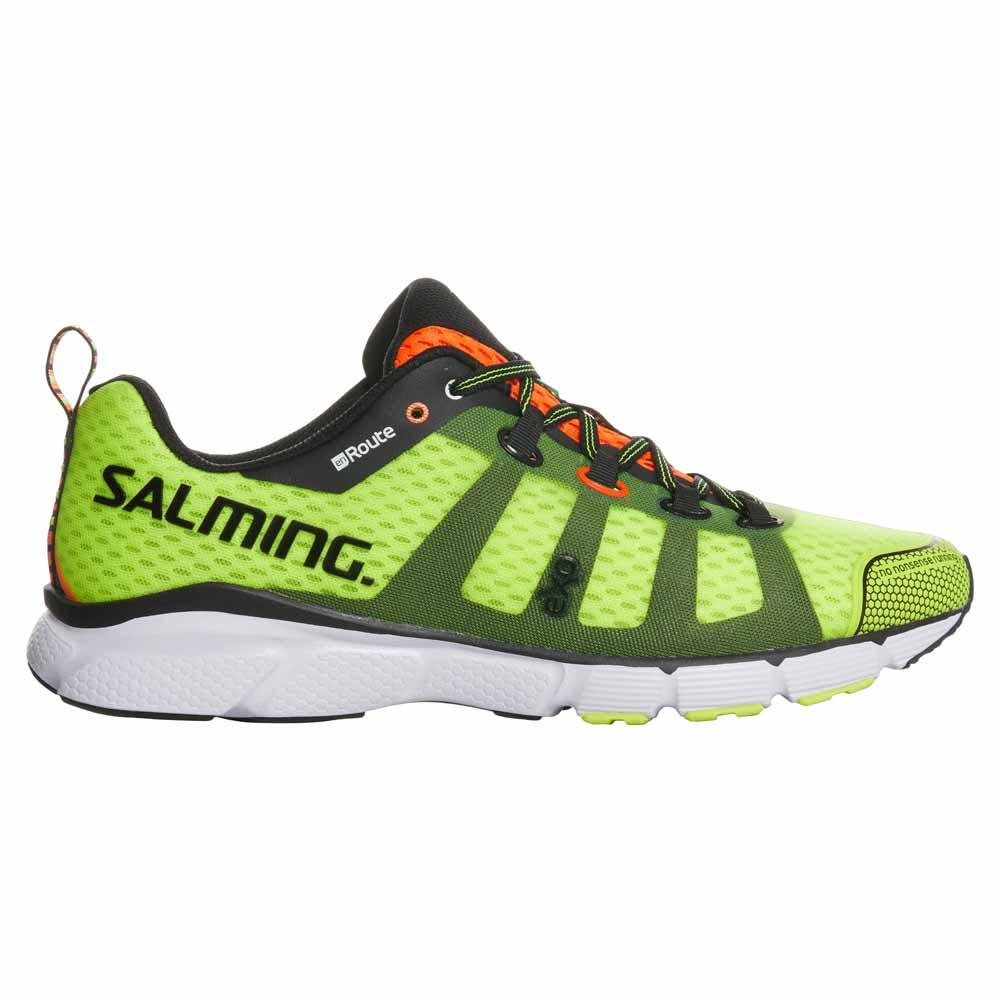Salming Enroute Shoe EU 44 Fluo Yellow