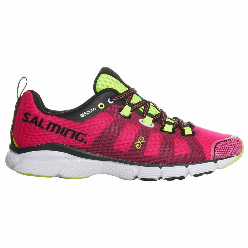 Salming Enroute Shoe EU 36 Fluo Pink
