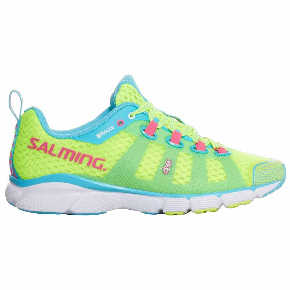 Salming Enroute Shoe EU 36 Fluo Yellow