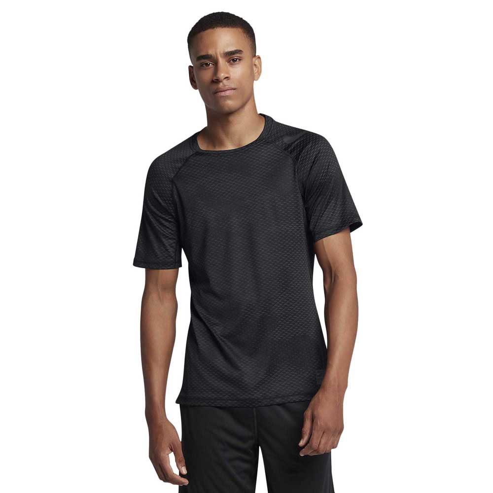 Nike Pro Hypercool Fitted Camo S Black / Black