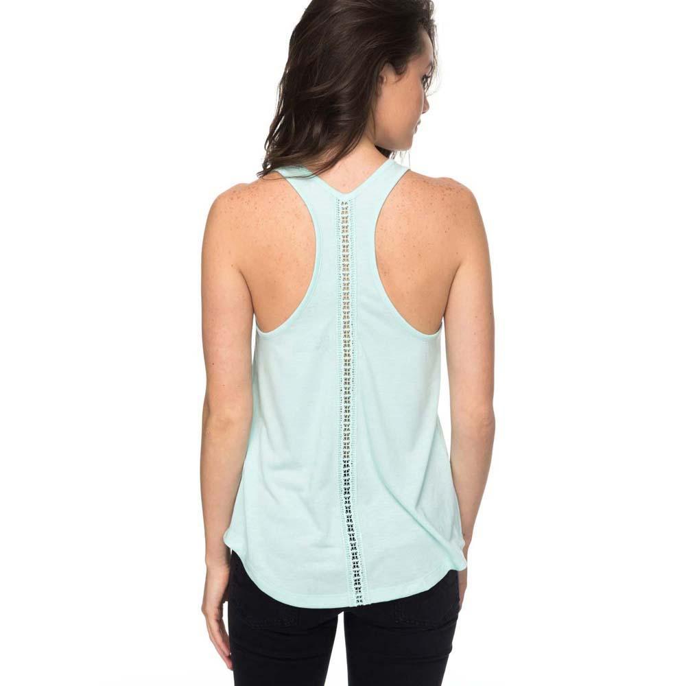 Sugar D Abbigliamento Magliette Blue Donna Moda Light Mint Roxy 5Tqx66
