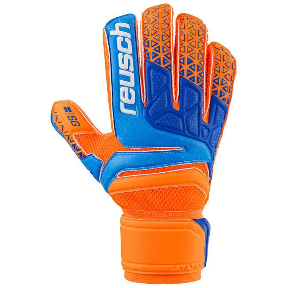 Reusch Gants Gardien Prisma Sg Extra 8 Shocking Orange / Blue