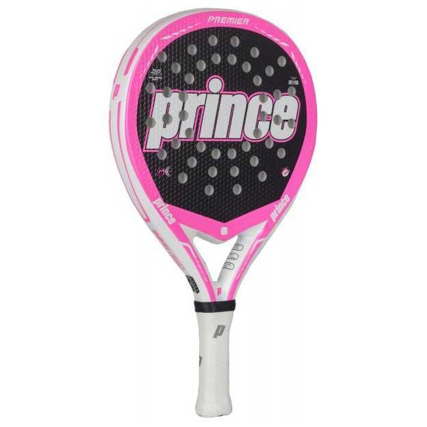 Prince Premier Sq One Size Black / Pink