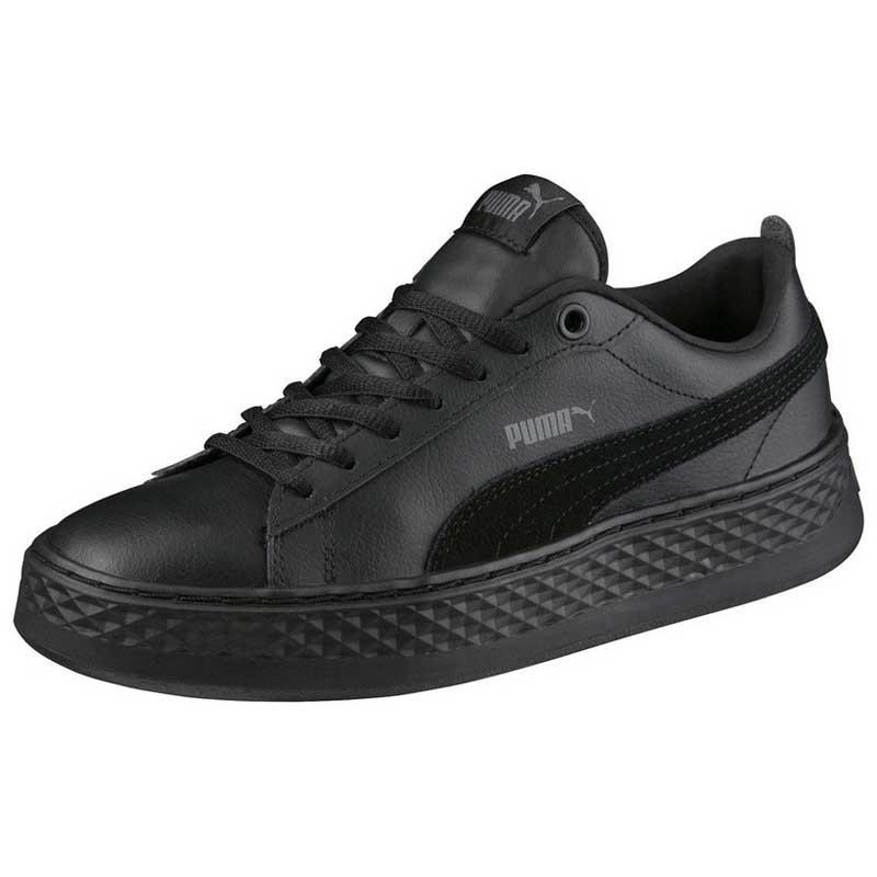 Nuevos zapatos para hombres y mujeres, descuento por tiempo limitado Puma Smash Platform L