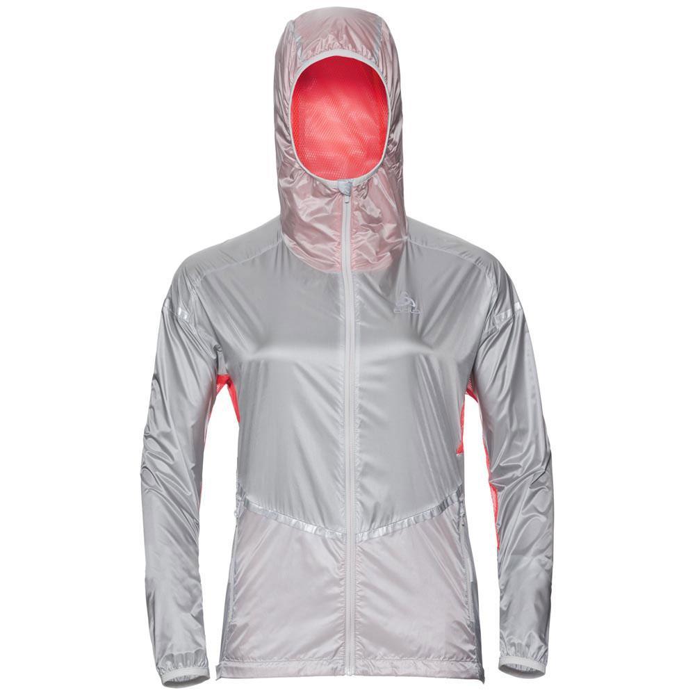 Odlo Zeroweight Grigio , Giacche Odlo , montagna montagna montagna , Abbigliamento donna 059174