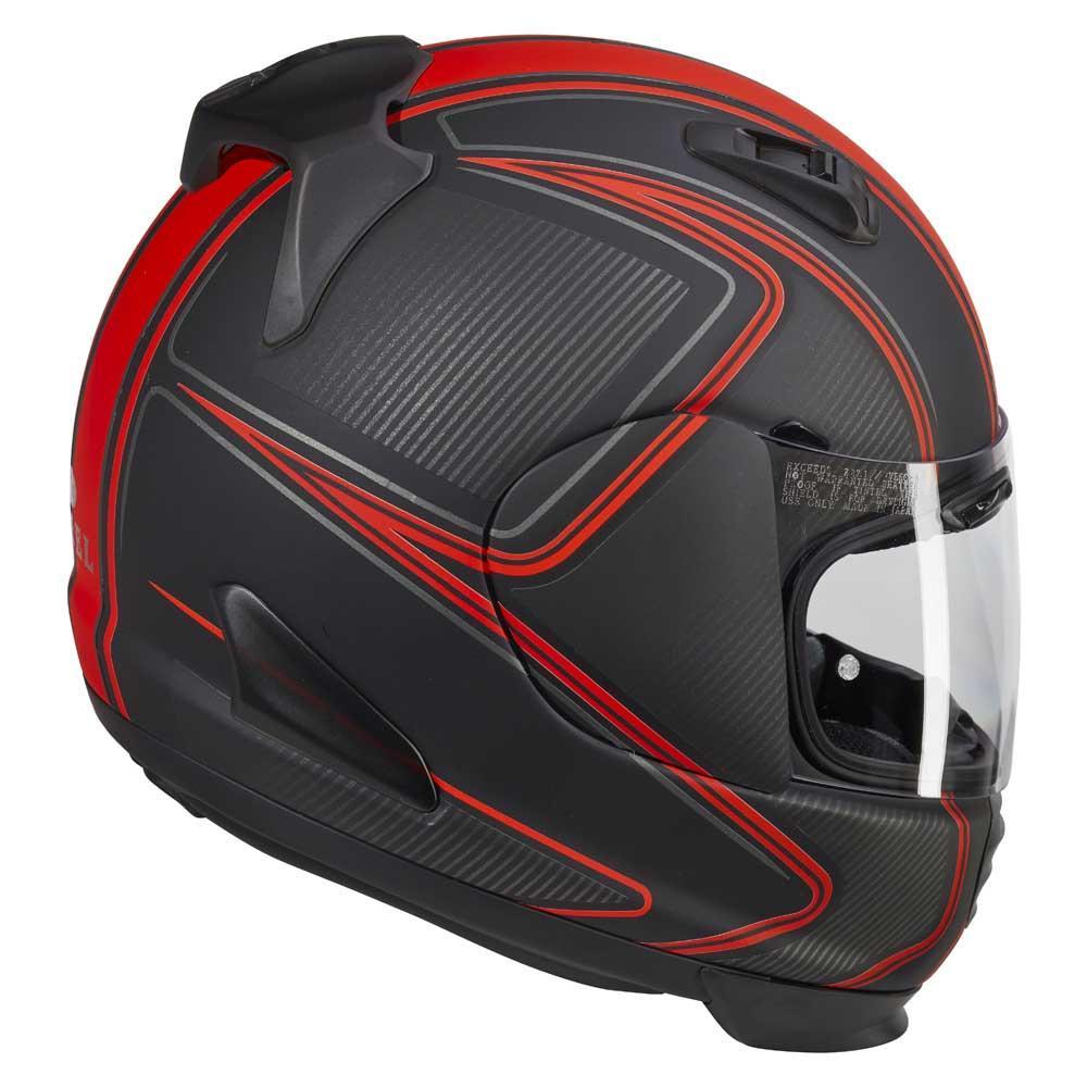 Arai Renegade V Diablo Red , Casques moto Arai , moto Casques , Protections 53e476
