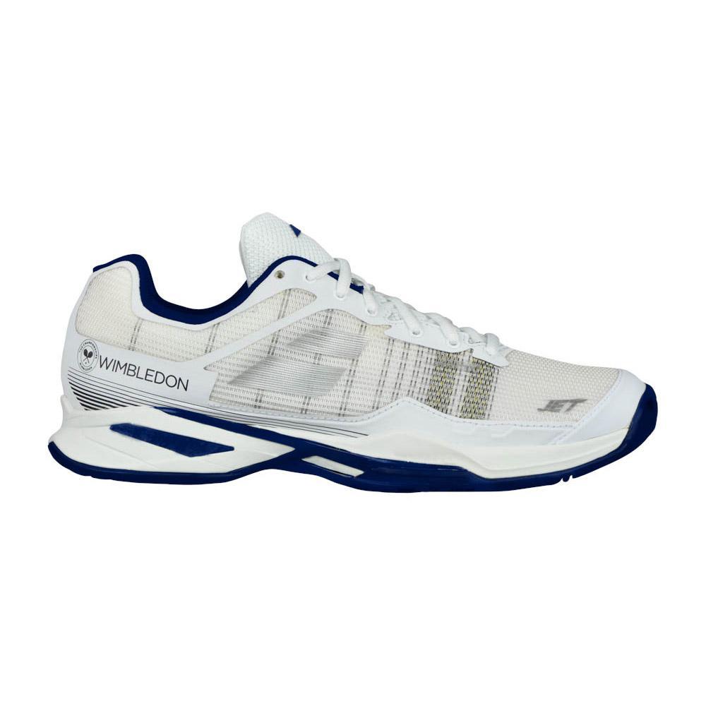 Babolat Jet Mach I All Court Wimbledon Wimbledon Wimbledon White / White , Baskets Babolat , tennis fc1abc