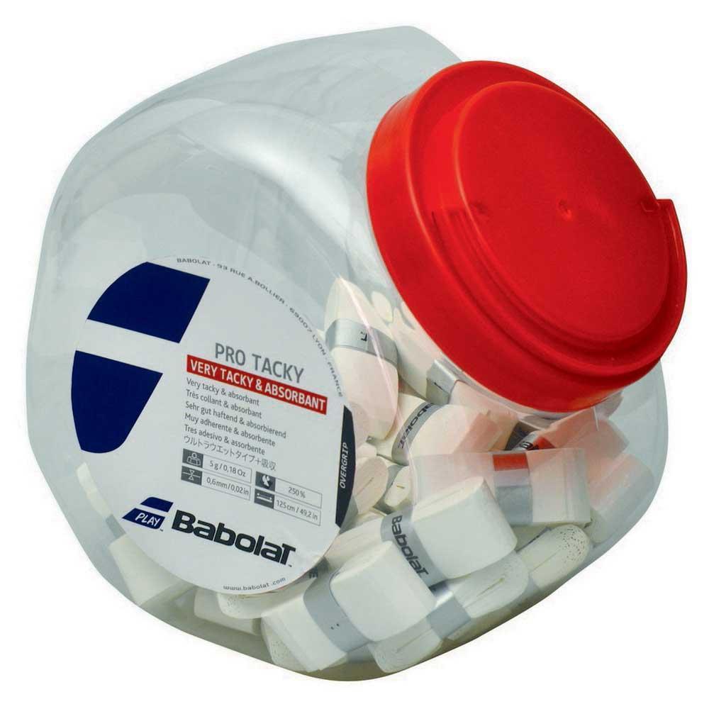 Babolat Pro Tacky 60 Units One Size White