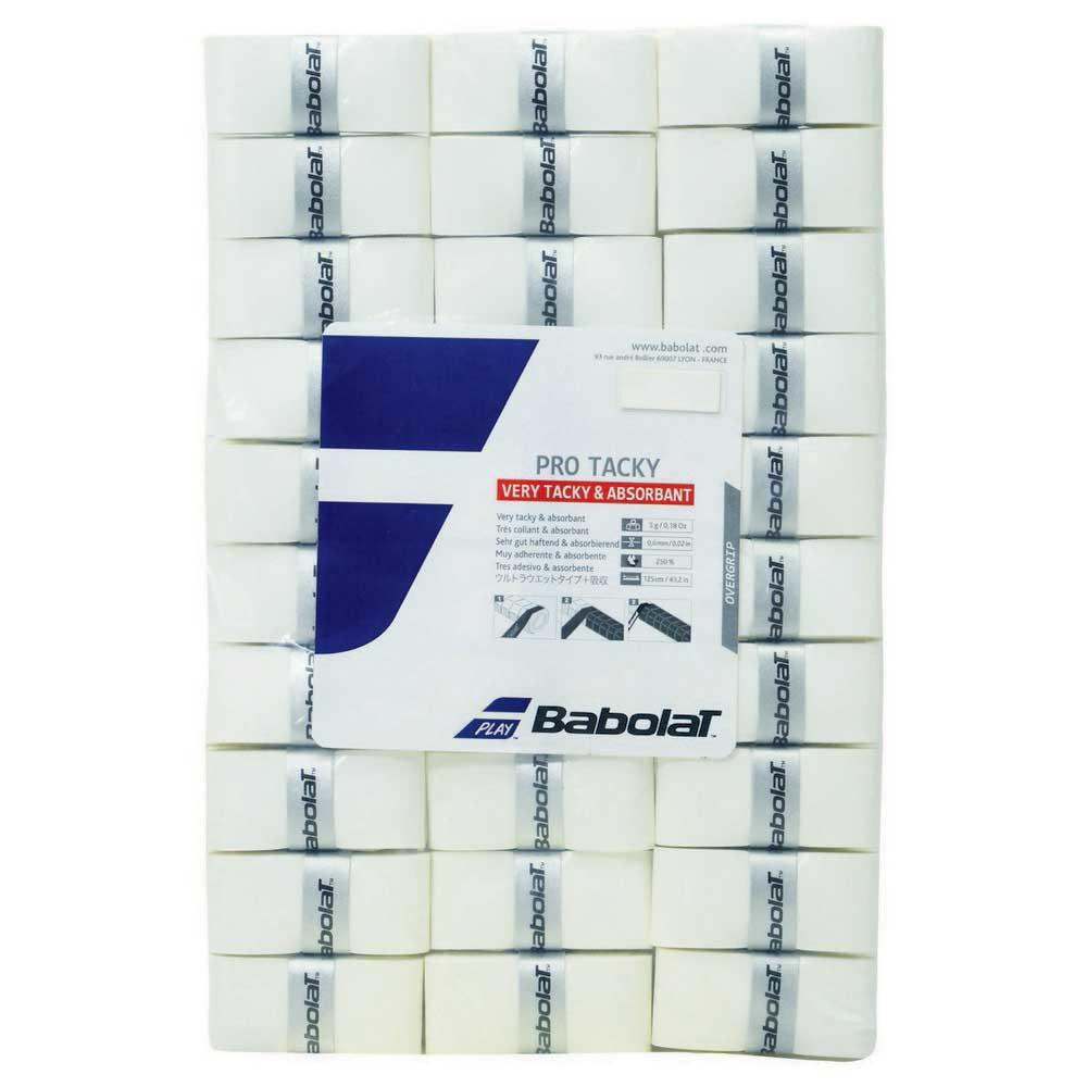 Babolat Pro Tacky Refill 60 Units One Size White