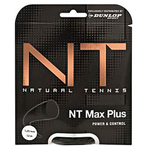 Dunlop Nt Max Plus 11 M 1.25 mm Black