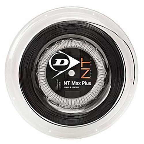 Dunlop Nt Max Plus 200 M 1.30 mm Black