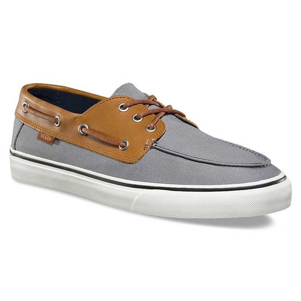 Vans Chauffeur Sf Frost Gray   Marshmallow  12a200779df