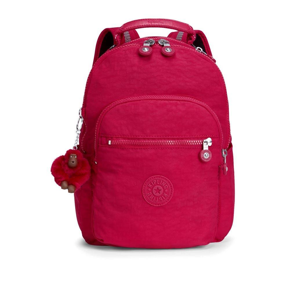 Kipling Seoul Go S 14l One Size True Pink