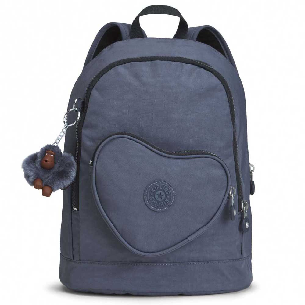 b78941e85c Kipling Heart Kids Backpack in True Jeans. About this product. Picture 1 of  2  Picture 2 of 2